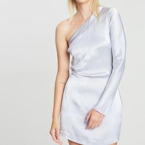BEC + BRIDGE Caroline Mini Dress - Silver